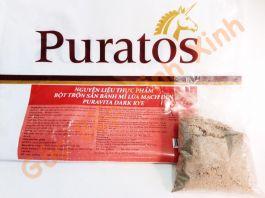 Bột bánh mì đen Furavita 500g