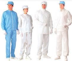Quần áo chống tĩnh điện 03