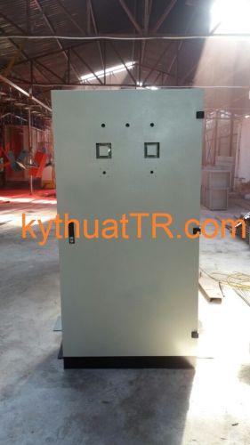 Vỏ tủ điện phân phối 2 lớp cánh