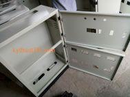 Tủ điện công tơ, Vỏ tủ điện chứa 8 công tơ
