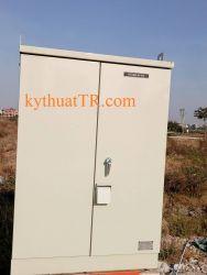 Vỏ tủ điện ngoài trời 2 cánh mở