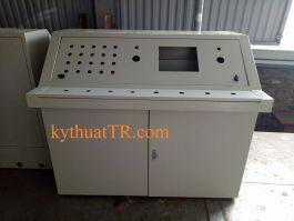 Vỏ tủ bàn điều khiển, bàn điều khiển kích thước 1200x1380x850