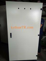 Tủ điện phân phối hạ thế, tủ phân  phối điện, tủ điện trong nhà 2 lớp cánh
