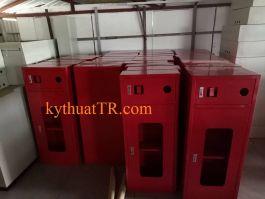 Vỏ tủ cứu hoả trong nhà, hộp chữa cháy vách tường loại có tổ hợp