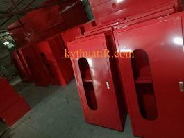 Tủ cứu hoả âm tường chia 2 ngăn KT 1100x600x200