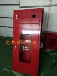 Vỏ tủ cứu hoả âm tường, hộp chữa cháy trong nhà KT 1350x600x200