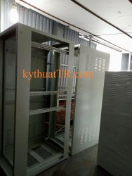 Vỏ tủ điện phân phối trong nhà dạng khung lắp ghép KT 2000x1600x1000x2mm