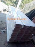Máng cáp sơn tĩnh điện màu trắng KT 200x100x1.2mm