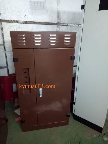 Vỏ tủ điện điều khiển thang máy KT 1230x630x300mm
