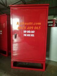 Vỏ tủ cứu hỏa ngoài trời có chân 1275x700x350