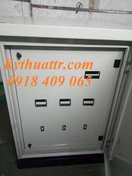 Tủ điện công tơ ngoài trời 1000x700x500x2mm