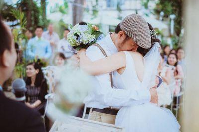 Đám cưới trong mơ là khách dưới 10 bàn