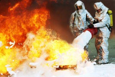 Những chất chữa cháy thông dụng nên biết