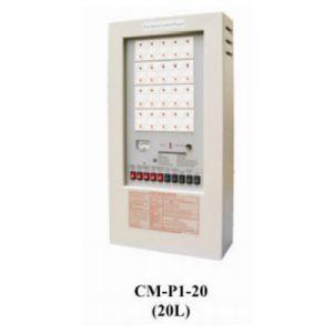 Tủ trung tâm báo cháy 20 kênh Chungmei