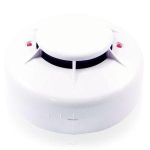 Đầu báo khói quang, 12V, có 2 đèn LED