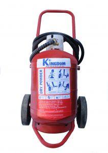 Bình chữa cháy xe đẩy Kingdom 35kg MFTZ35BC