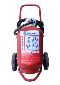 Bình chữa cháy xe đẩy Kingdom 35kg MFTZL35ABC