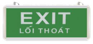 Đèn exit thoát nạn
