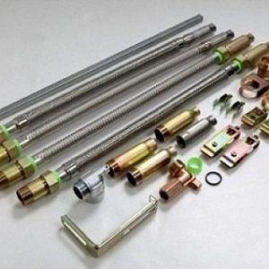 Ống nối mềm đầu phun DEAJIN 1000mm
