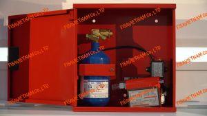 Tủ kích hoạt bình khí FM-200