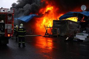 Tập huấn cứu hỏa