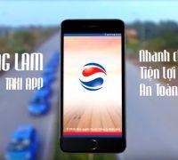 """Taxi Sông Lam - """"Hành trình thân thiện"""""""