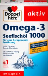 Tác dụng của Omega 3 -1000 của Đức