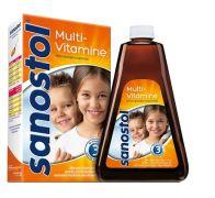 Vitamin tổng hợp sanostol số 3, 460ml