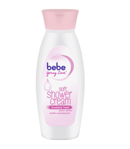 Sữa tắm Bebe Young Care Soft Shower, 250ml