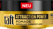 Gel vuốt tóc Taft Attraction Power, 75 ml