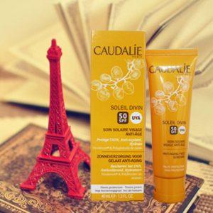 Kem chống nắng Caudalie Soleil Divin Anti-Ageing SPF 50 40ml