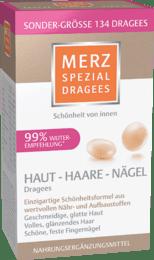 Viên uống đẹp da tóc móng Merz của Đức