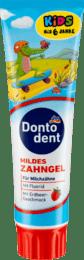 Kem đánh răng Dontodent kids cho trẻ dưới 6 tuổi