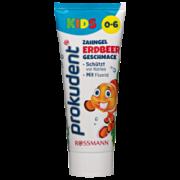 Kem đánh răng Prokudent kids 0-6 tuổi