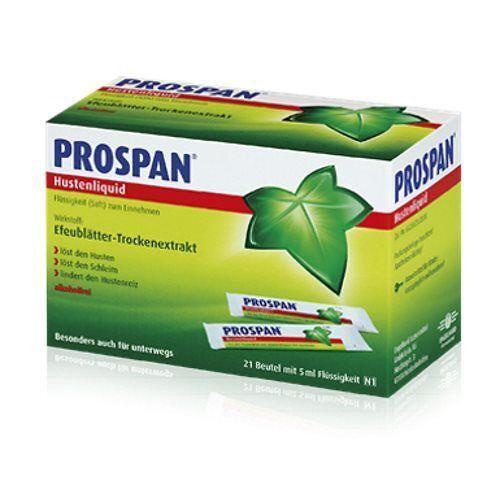 Siro ho Prospan Đức 21 gói (21x 5ml)