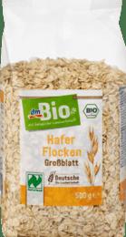 Yến mạch Bio nguyên hạt của Đức 500g