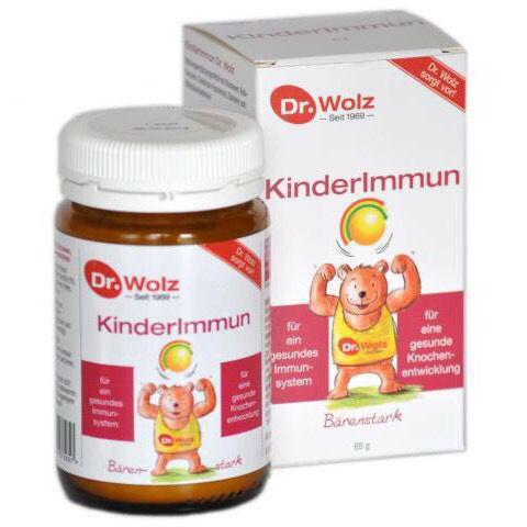 Men vi sinh + vitamin tổng hợp Kinderlmmun
