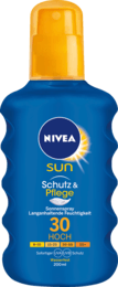 Kem chống nắng Nivea Sonnenspray LSF 30, 200 ml