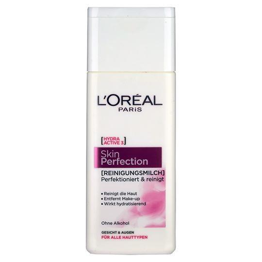Sữa rửa mặt kiêm tẩy trang Loreal Skin Perfection Đức