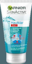 Sữa rửa mặt ganier 3 in 1 của Đức 150ml