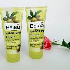 kem dưỡng da tay Balea Olive Đức, 100 ml