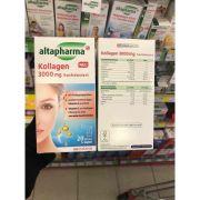 Collagen dạng bột 3000mg Altapharma  của Đức