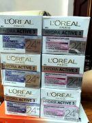 Kem dưỡng da ban ngày L'oreal Hydra Active3 24h