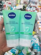 Sữa rửa mặt tẩy da chết Nivea Đức,150ml