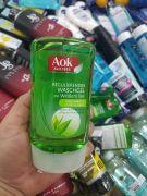 Sữa rửa mặt trà xanh dạng gel AOK của Đức