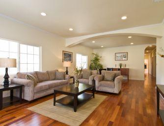 Gợi ý mẫu sàn gỗ 2016