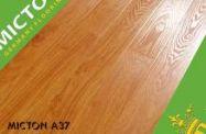 Sàn gỗ Micton A37 - Malaysia 808x96x12.3mm