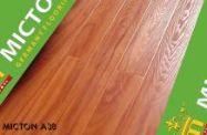Sàn gỗ Micton A38 - Malaysia 808x96x12.3mm