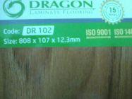 San Gỗ Dragon DR102  808x107x12.3 mm