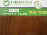San Gỗ Dragon DR105  808x107x12.3 mm